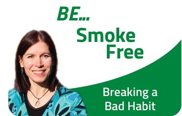 Be Smoke Free